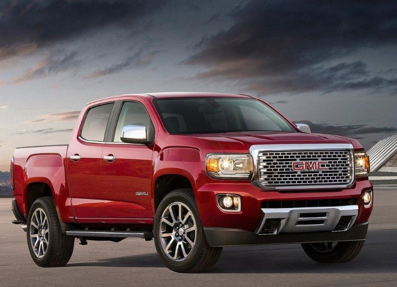 2019 GMC Canyon Preview - Most Affordable Trucks