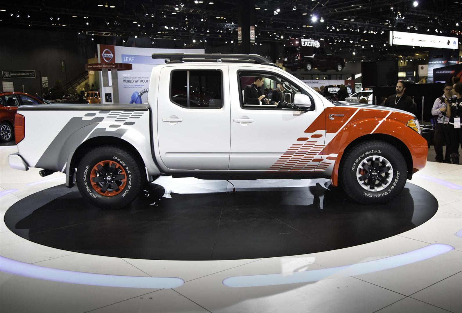 2019 Nissan Frontier; Most Affordable Trucks