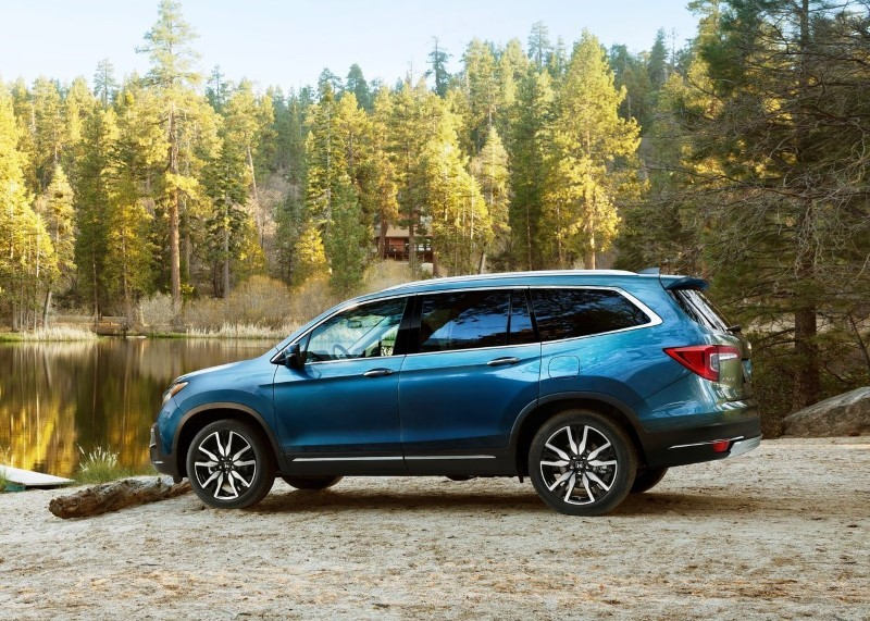 New Honda Pilot 2020 Dimensions & Wheel Size