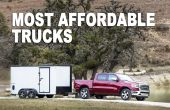 Top 5 Most Affordable Trucks 2019-2020