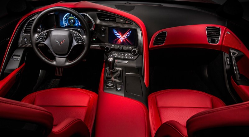 2020 Chevy Camaro Interior With New MyLink
