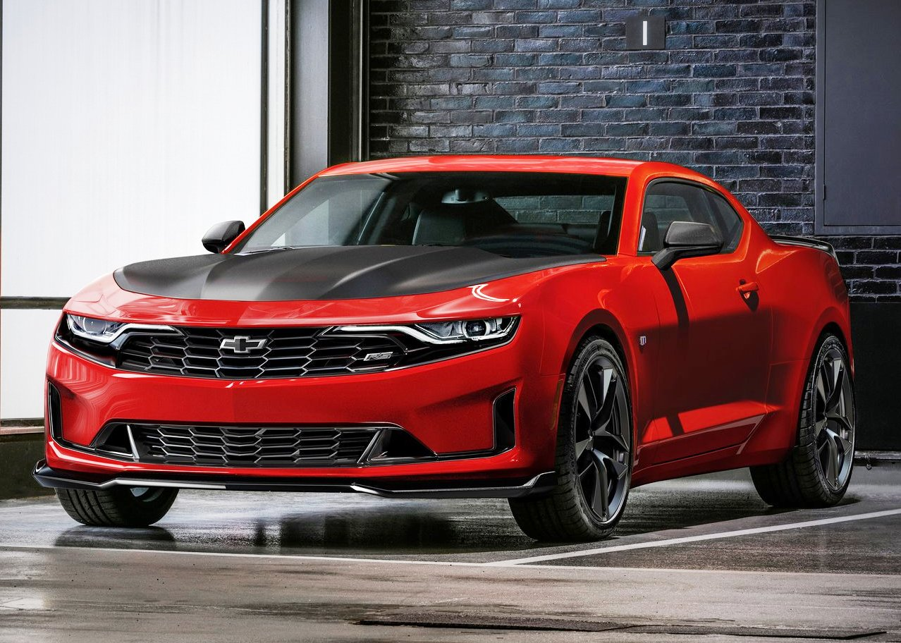 2020 Chevy Camaro Redesign and Changes
