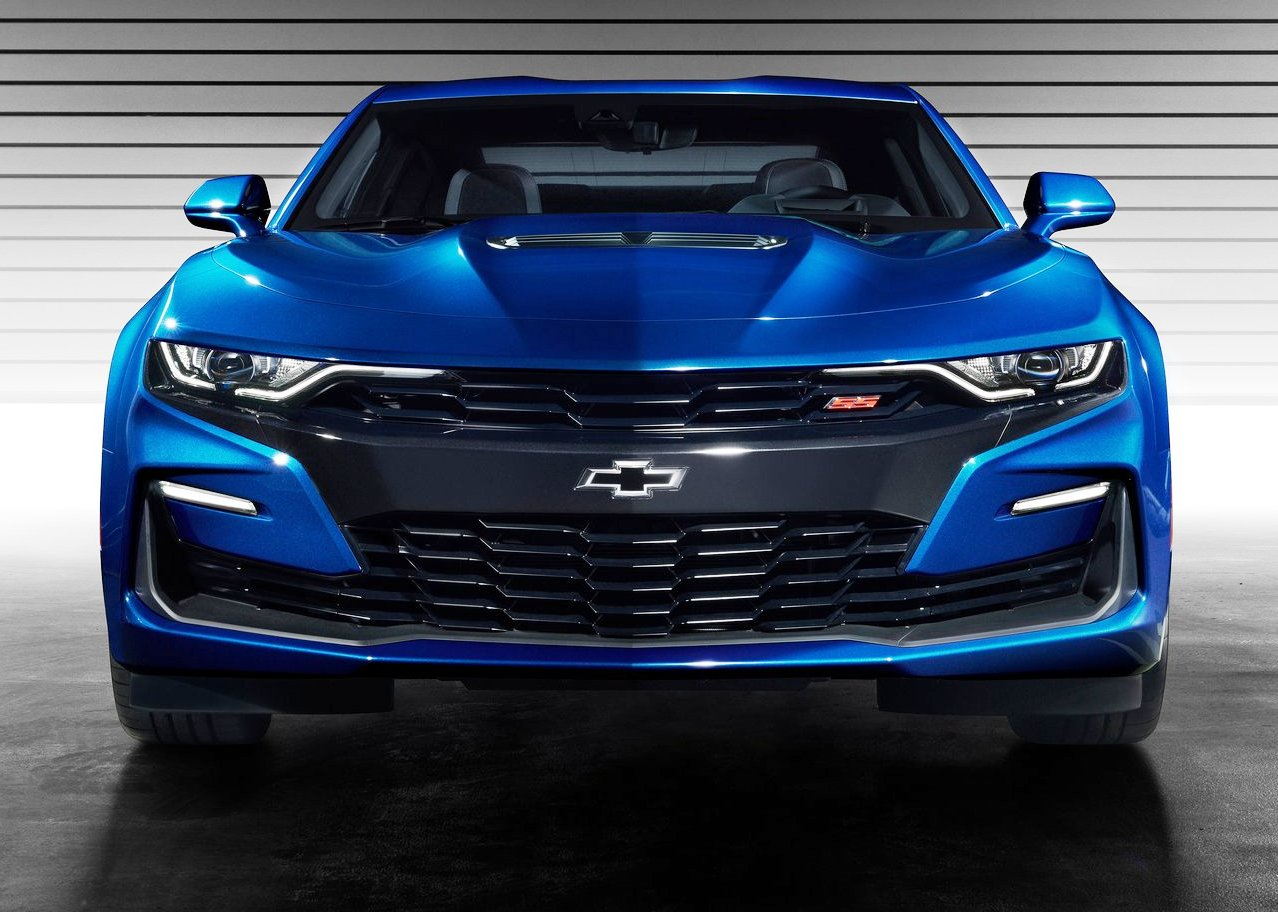 2020 Chevy Camaro SS Spec & Price