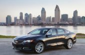 2020 Chevy Impala Sedan Dimensions & Trunk Size