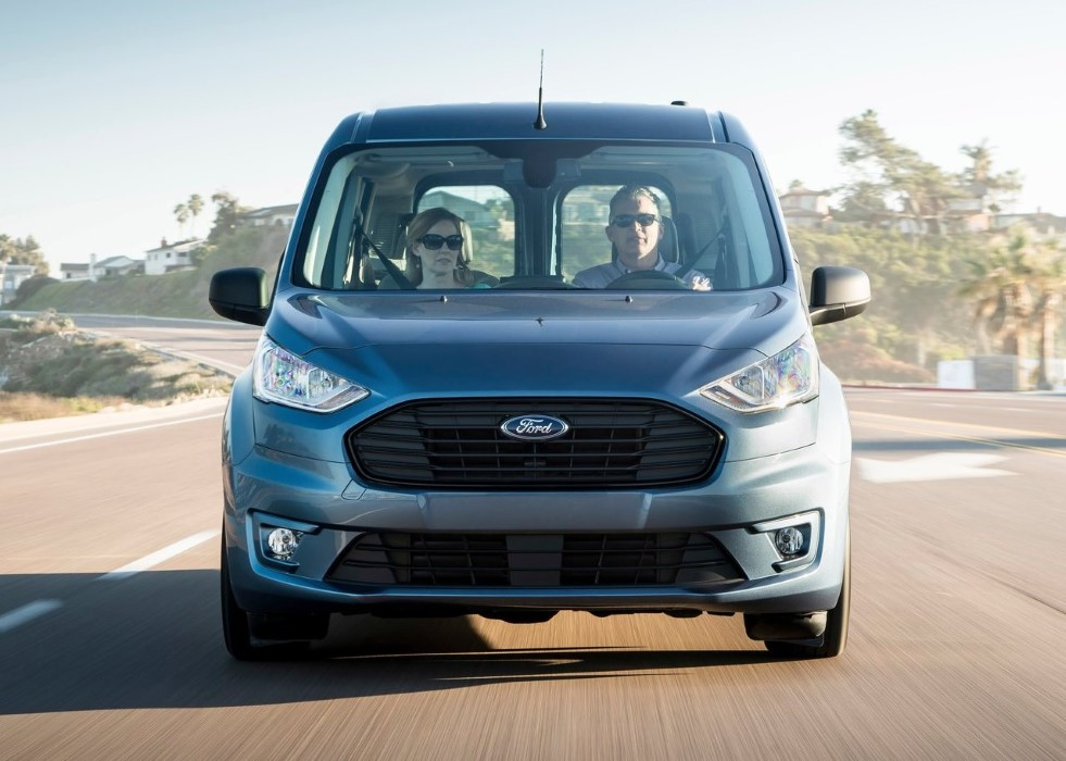 2020 Ford Transit Connect 4X4 Van Review