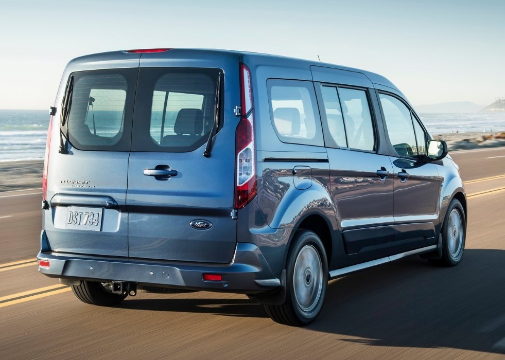 2020 Ford Transit Connect Wagon VAN Gas Mileage