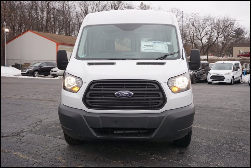 2020 Ford transit 12 Passengers Height & Size
