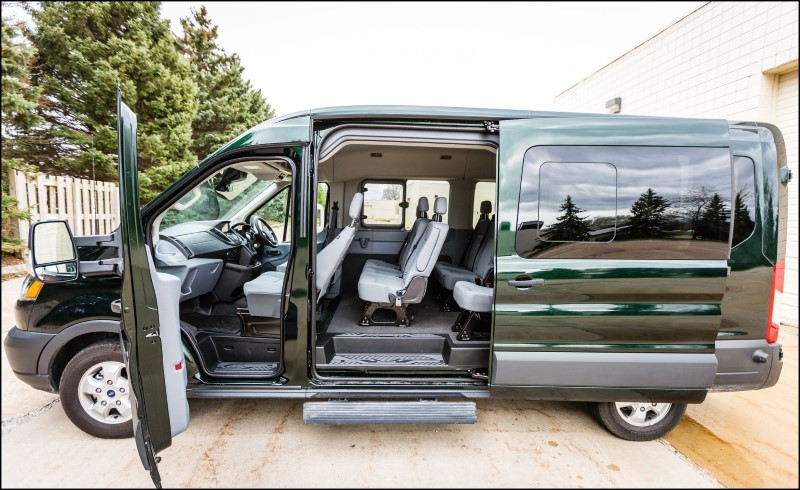 2018 Ford Transit 12 Passenger Van Interior Ford Is Your Car