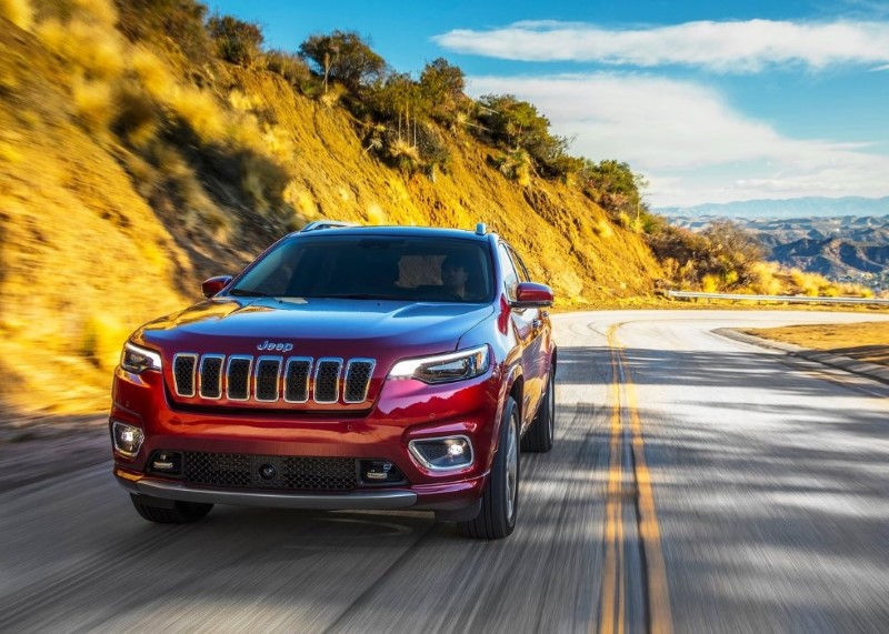 2020 Jeep Grand Cherokee Redesign Interior Release Date