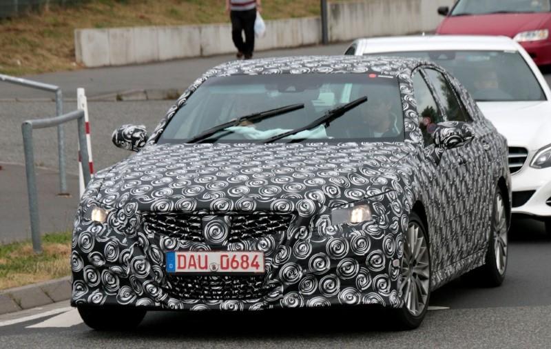 2020 Lexus GS Redesign Exterior & Dimensions
