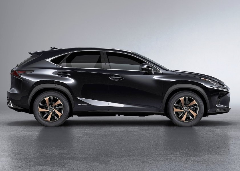 2020 Lexus NX Redesign and Changes