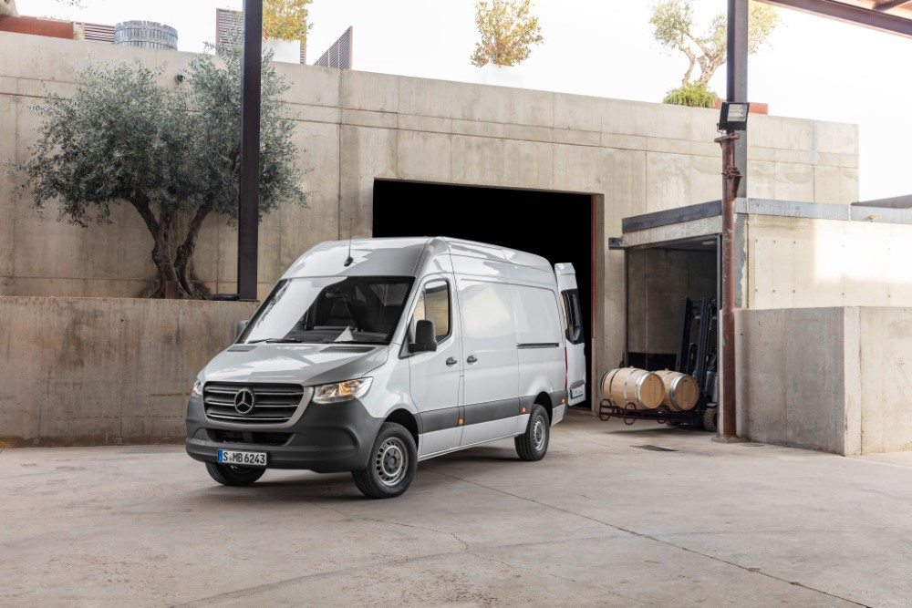 2020 Mercedes Sprinter Engine Specs