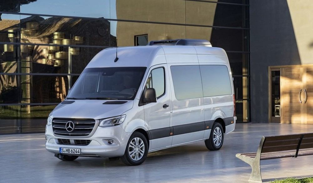 2020 Mercedes Sprinter Fuel Economy
