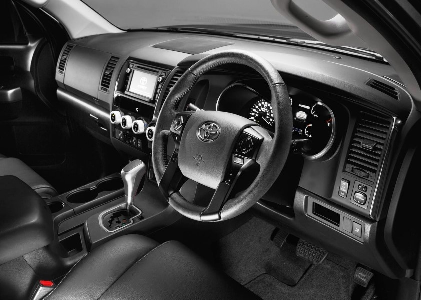 2020 Toyota Sequoia Interior Changes