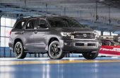 2020 Toyota Sequoia Limited Trims