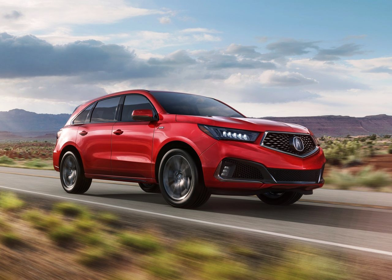 2020 Acura MDX Hybrid SUV Release Date