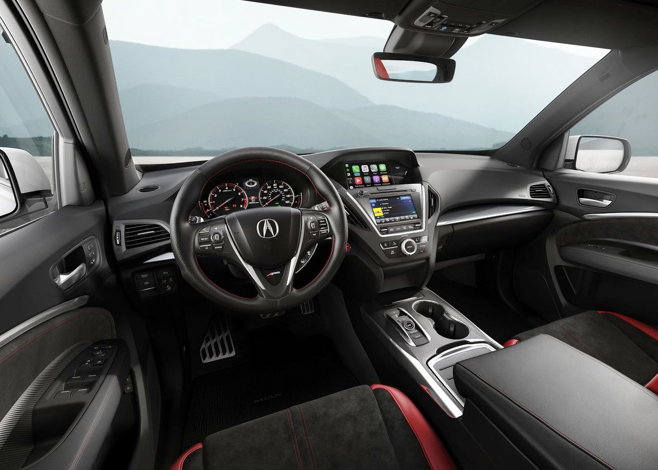 2020 Acura MDX Interior Changes
