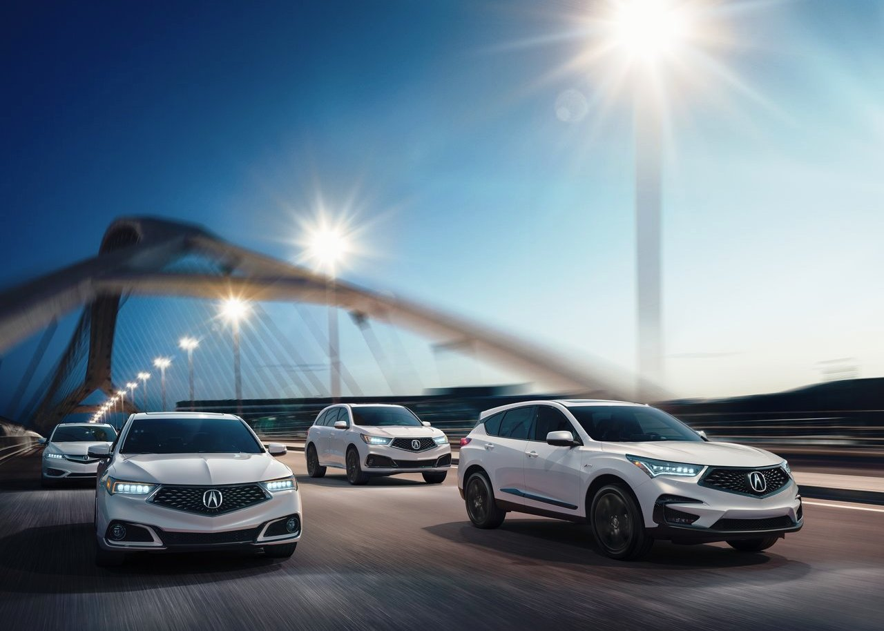 2020 Acura MDX Model Trims