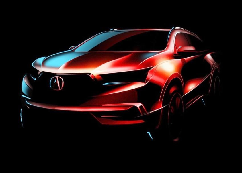 2020 Acura MDX Redesign, Release Date >> 2020 Acura Mdx Redesign Changes Release Date