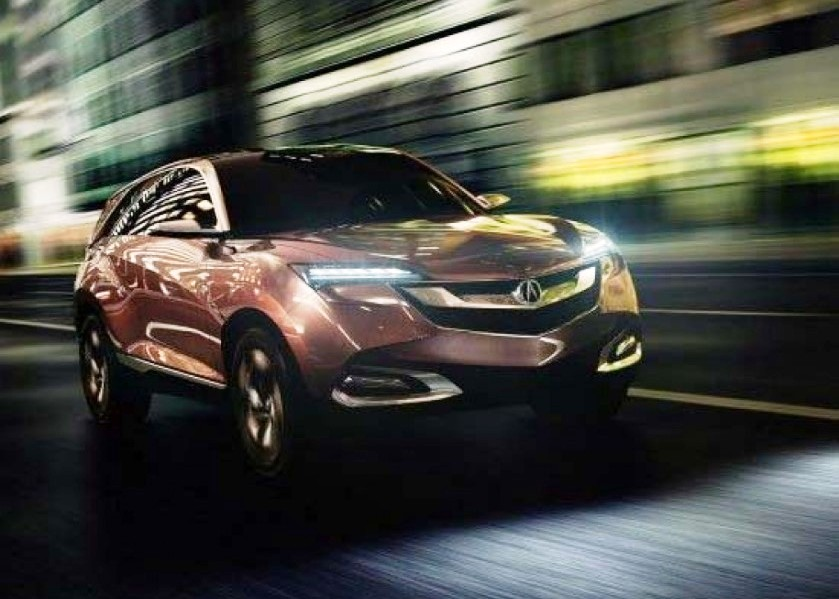 2020 Acura MDX Redesign and Changes