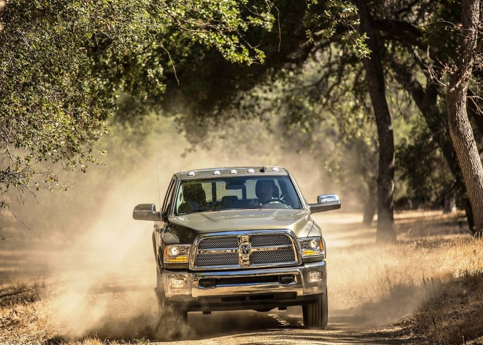 2020 Ram 2500 Cummins and Price Diesel Truck