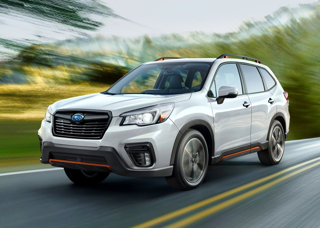 2020 Subaru Forester Dimensions Changes