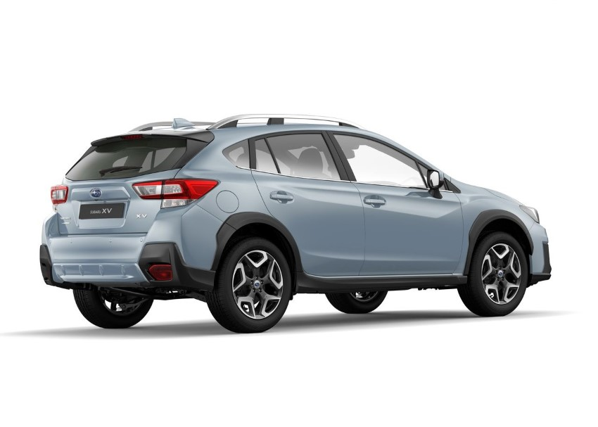 2020 Subaru XV Hybrid Turbo Engine