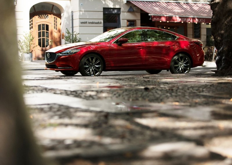 2020 Mazda 6 Price and Availability