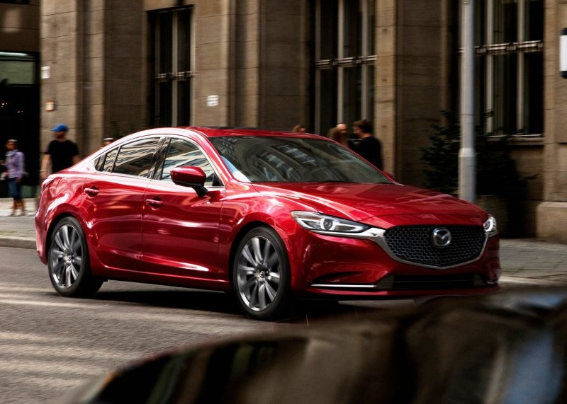 2020 Mazda 6 Release Date and MSRP