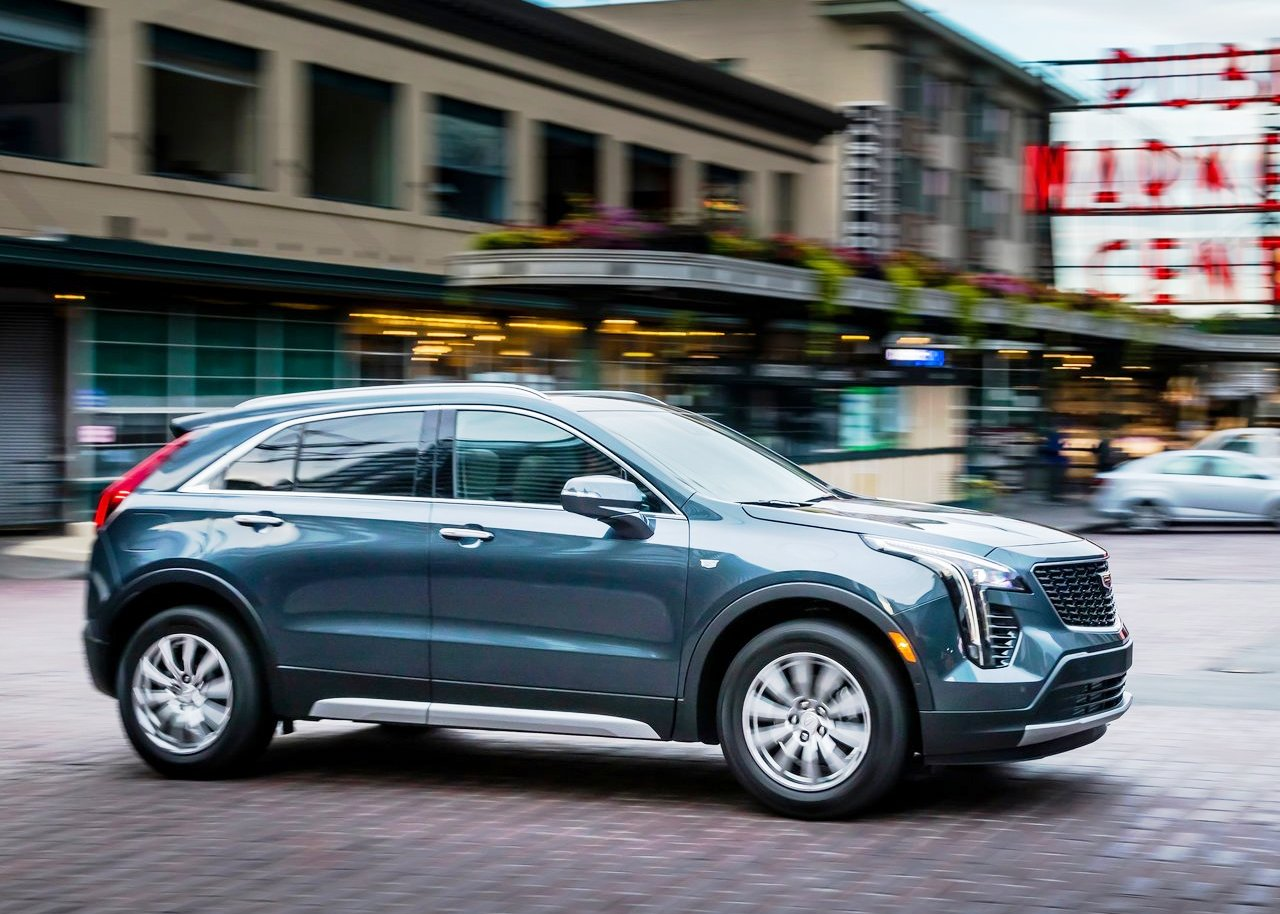 2020 Cadillac XT5 Luxury SUV Review