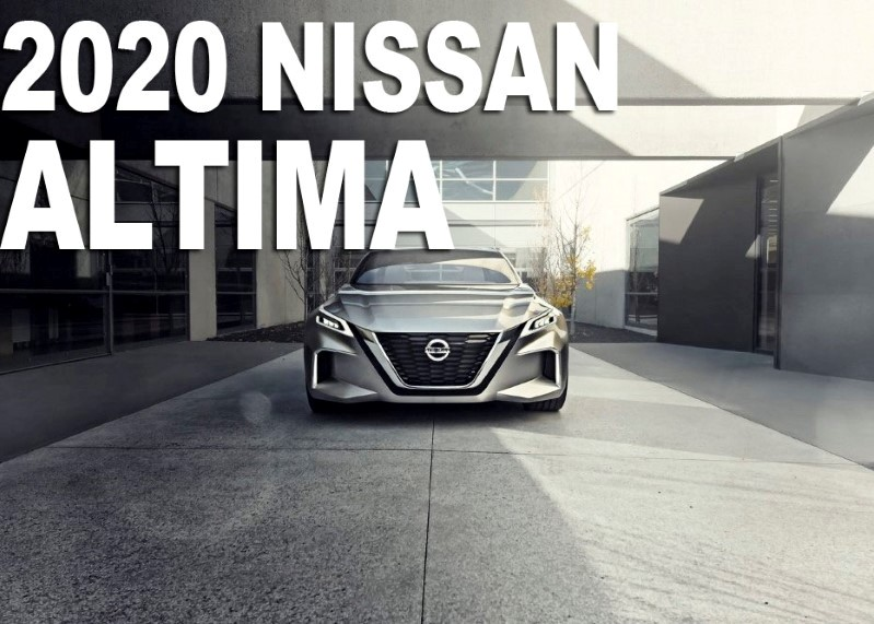 2020 Nissan Altima Coupe Specs & price