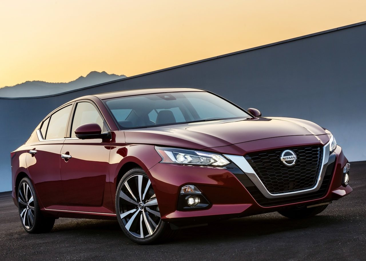 2020 Nissan Altima Platinum WIth AWD Performance