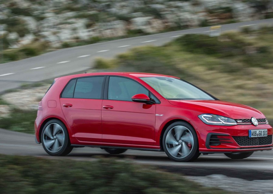 2020 VW Golf 8 Exterior Changes