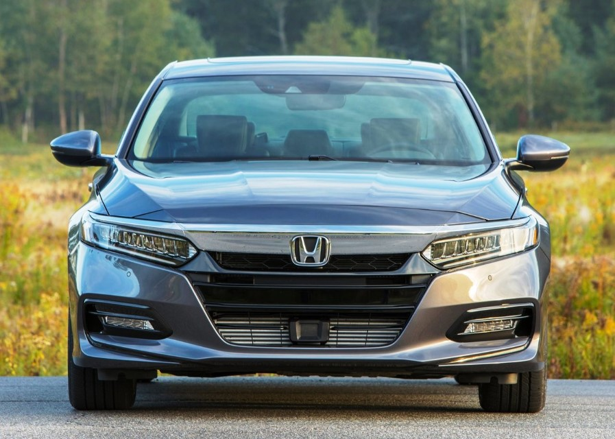 2020 Honda Accord Changes