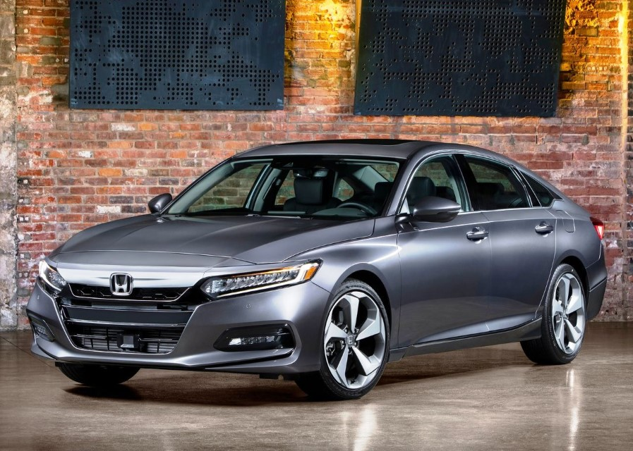 2020 Honda Accord Hybrid Engine