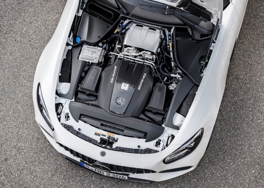 2020 Mercedes-Benz AMG GT Engine Specs