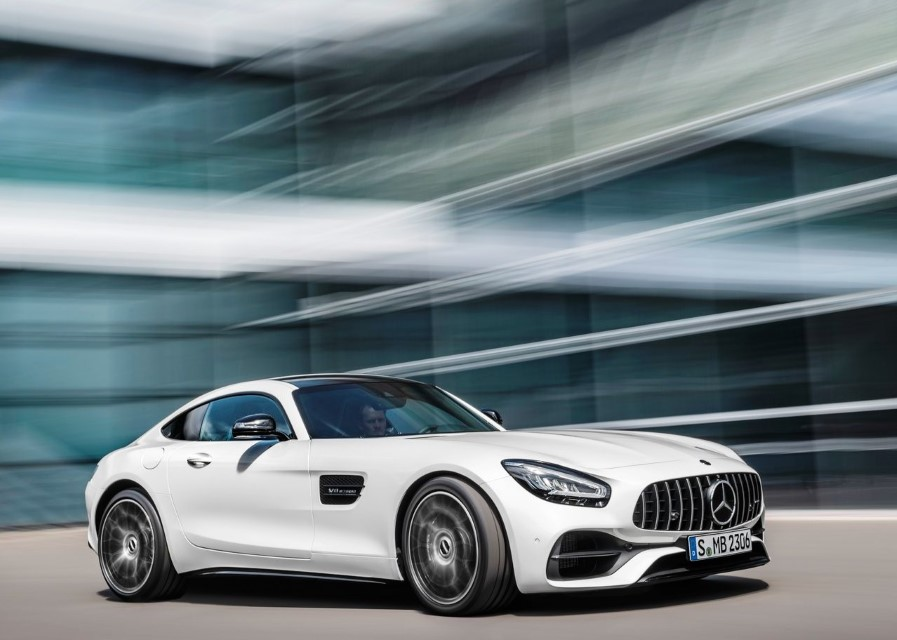 2020 Mercedes-Benz AMG GT Price & Availability