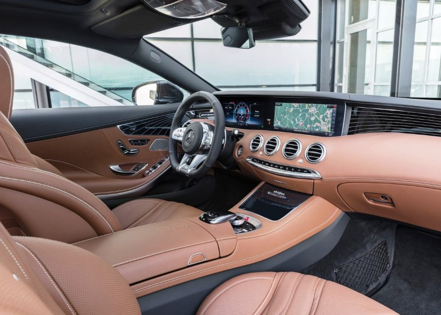 2020 Mercedes-Benz S65 AMG GT Interior