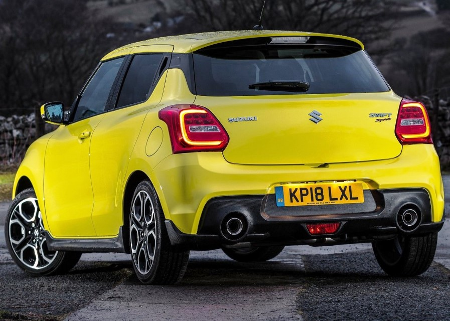 2020 Suzuki Swift Sport Price in Canada & USA