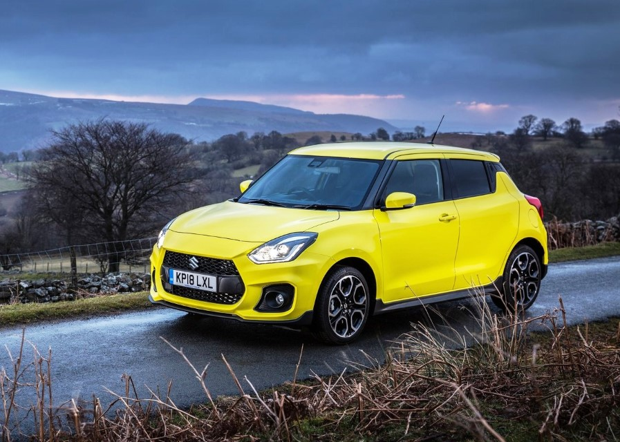 2020 Suzuki Swift Sport USA Price