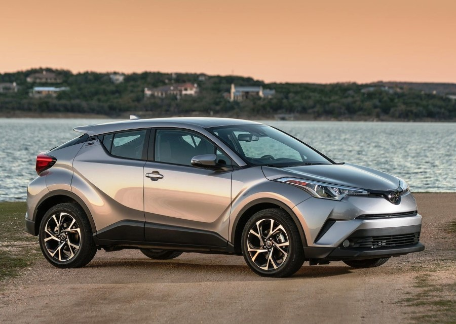 2020 Toyota C-HR Hybrid USA Price & Release Date