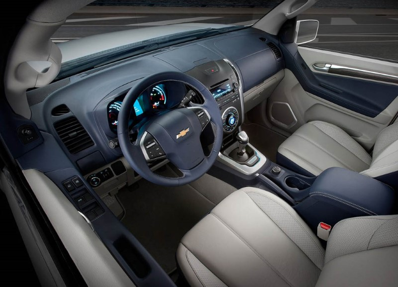 2020 Chevy Trailblazer Interior Features