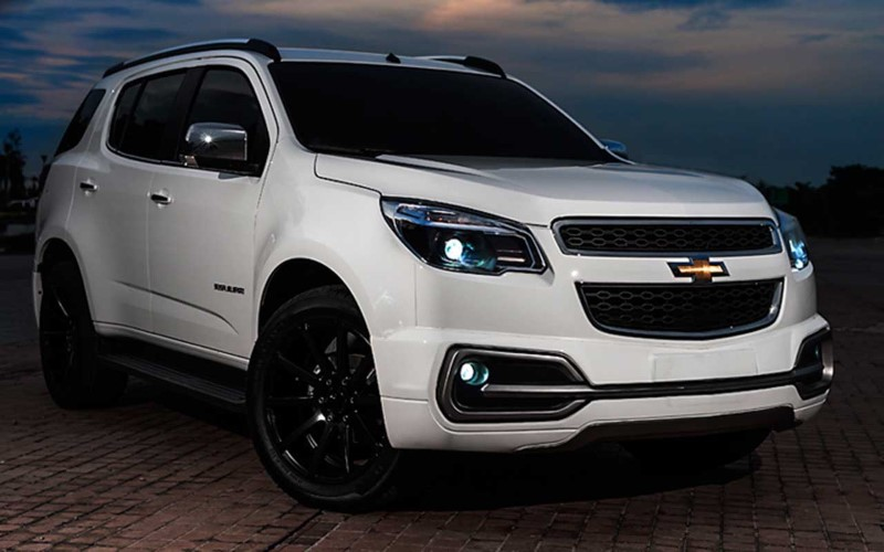 2020 Chevy Trailblazer New Specs & Features