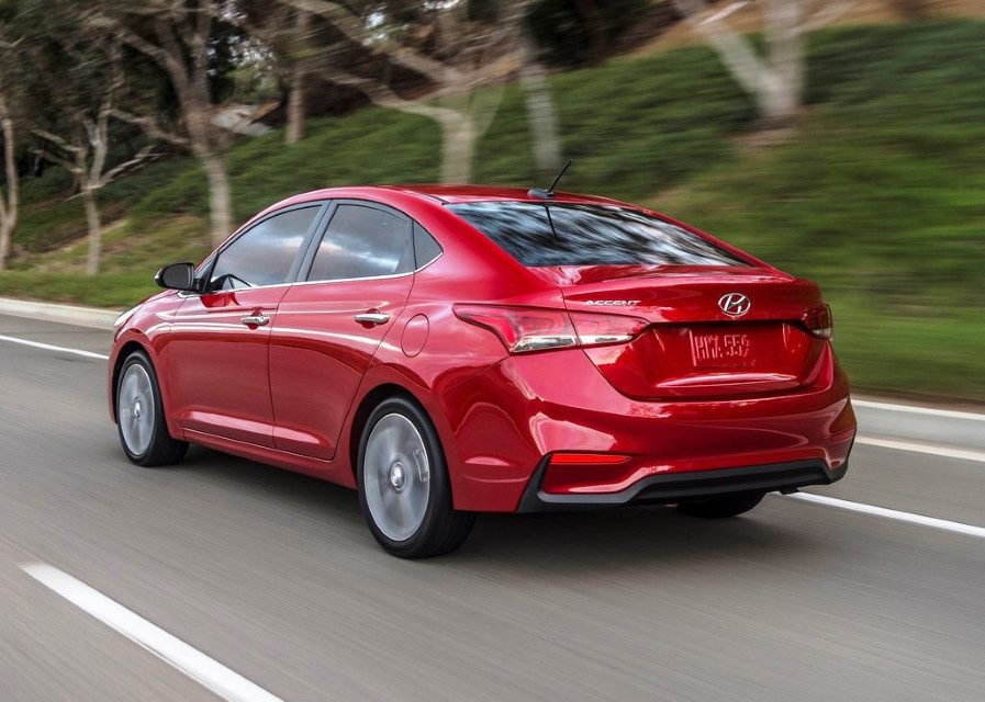 2020 Hyundai Accent Sedan Review