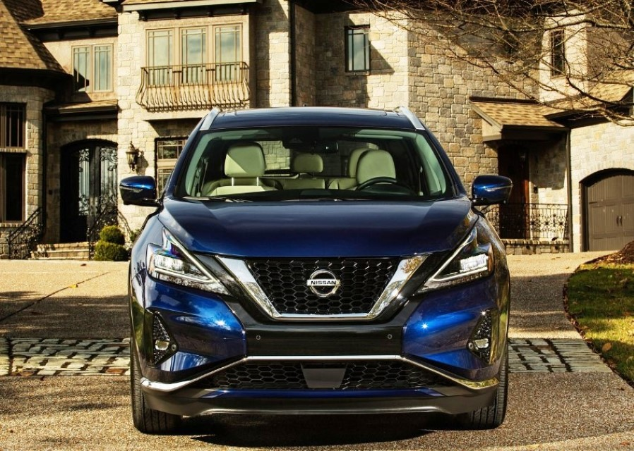 2020 Nissan Murano AWD Performance