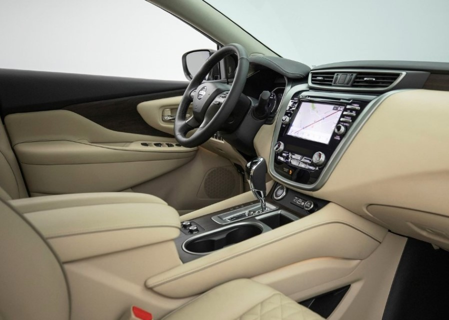 2020 Nissan Murano Interior Features