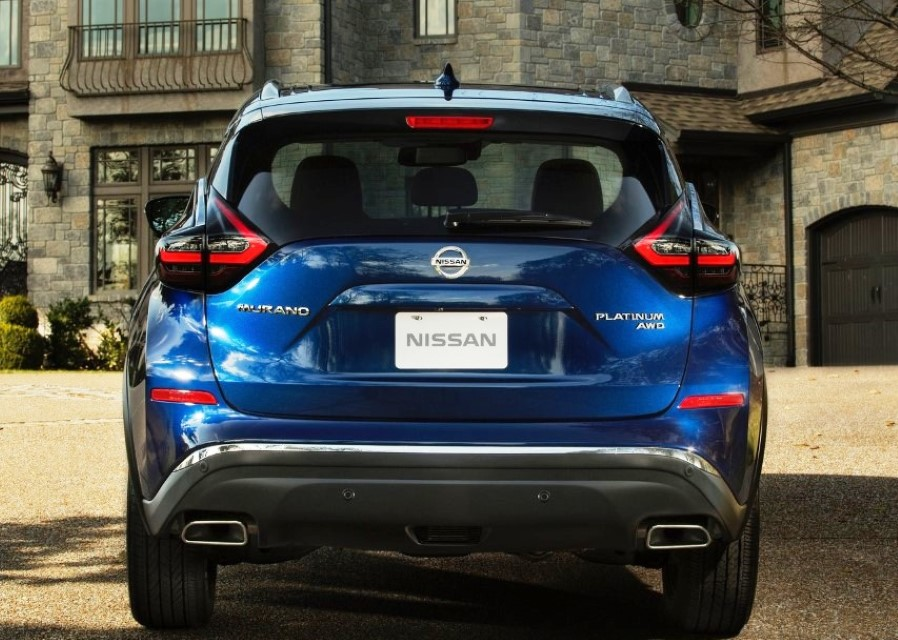 2020 Nissan Murano Redesign & Changes