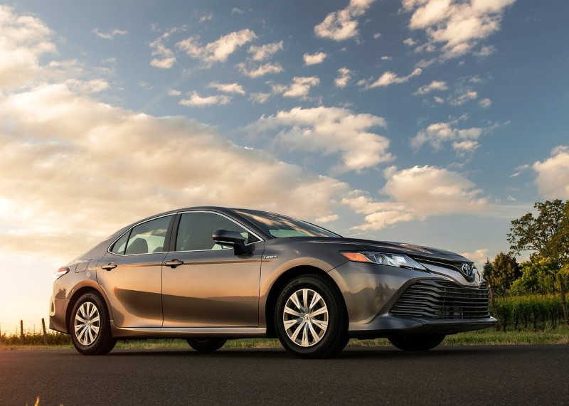 2020 Toyota Camry Changes Exterior & Interior