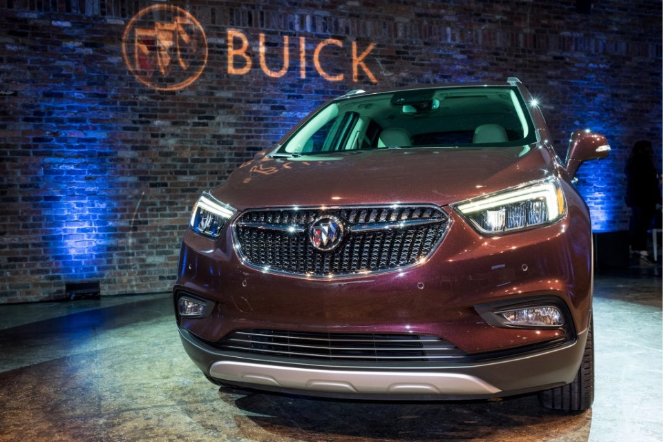 New Buick Terraza - Best Family MPV