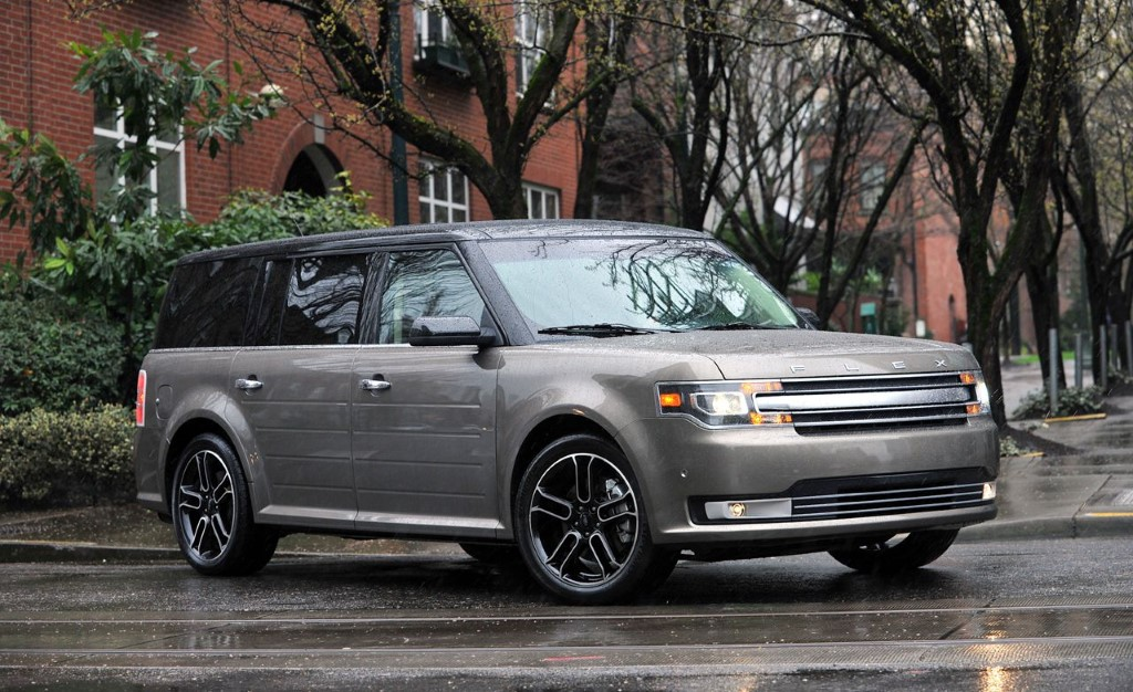 New Ford Flex Limited Edition - Best Car For Family